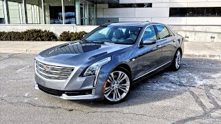 2018 Cadillac CT6 Review & Drive