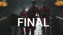 Ending Haus des Geldes  Staffel 3 Folge 8 Endszene