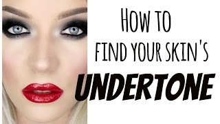 How to Find Your Skin Undertone! | Stephanie Lange