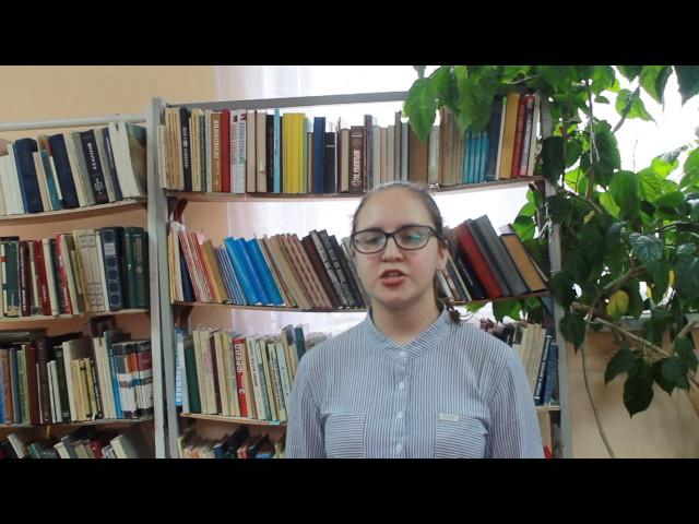 Изображение предпросмотра прочтения – КсенияСибирякова читает произведение «Перед атакой» Л.Решетникова