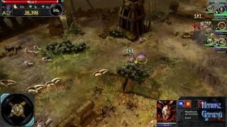 Warhammer 40,000®: Dawn of War® II - Retribution - The Last Stand, Gameplay [HD]