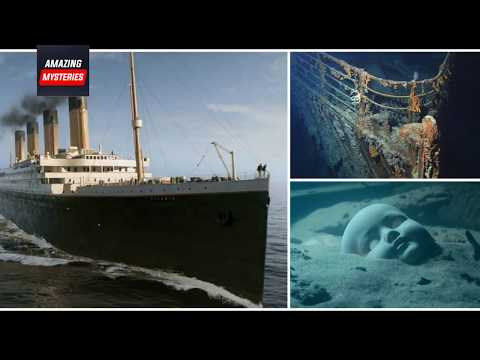 Creepy Underwater Footage Of Titanic's Cabins And Hallways Shows Where 1,500 People Perished