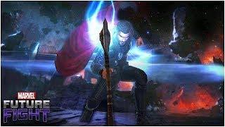 INFINITY WAR THOR + STORMBREAKER = GODLY POWER - Marvel Future Fight
