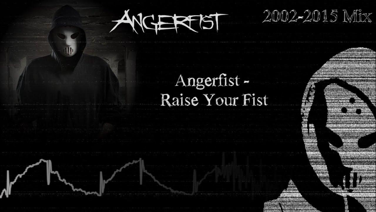 Angerfist Mix 2002 2015
