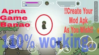 Mini Militia || How to download full hack mini militia apk || in Hindi || by Be The Technical