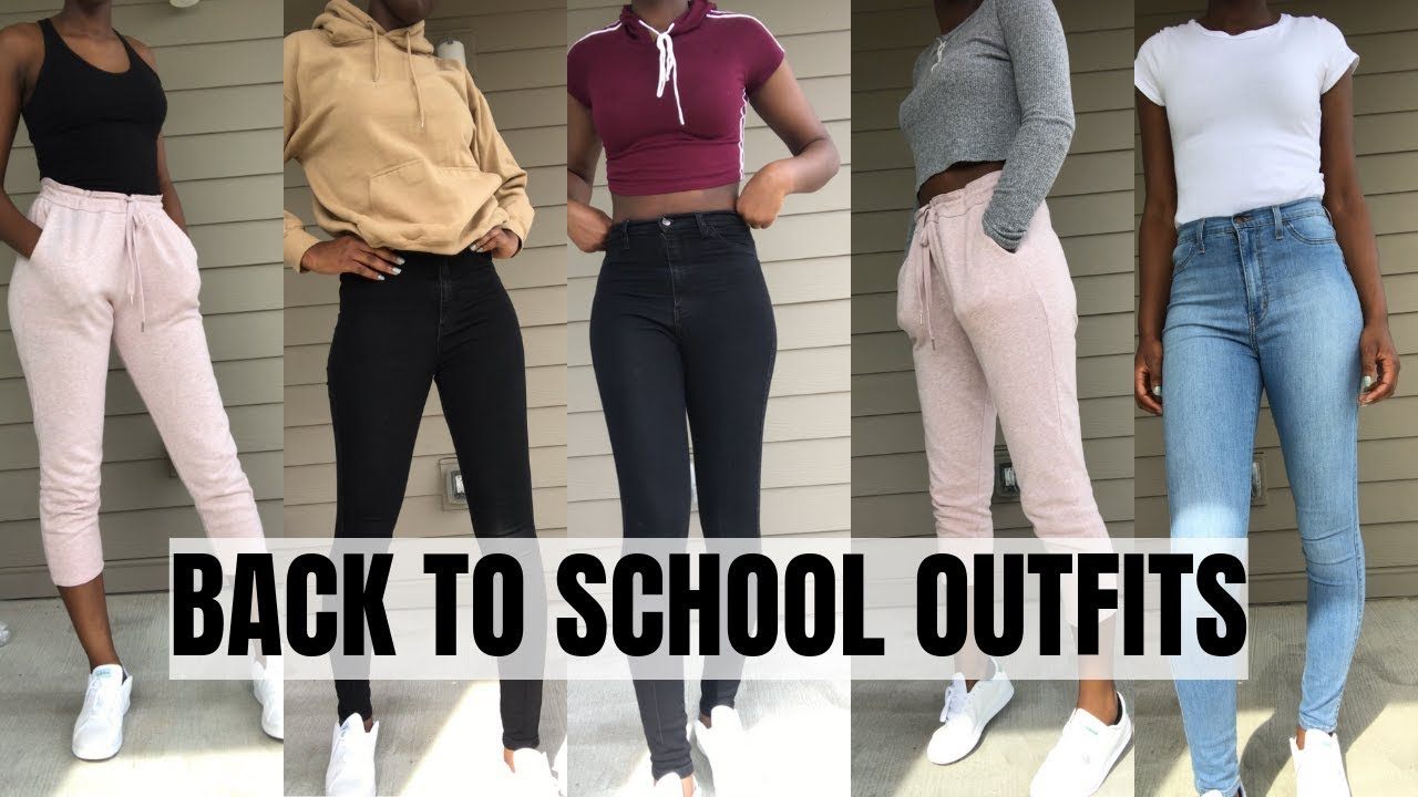 Back To School Outfit Ideas 2019-20 1