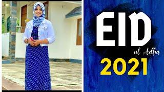 Eid-ul-Adha 2021 Vlog | It was just us on Eid at home | Biriyani, Kheer, Air fried Chicken screenshot 3