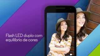 Smartphone Motorola Moto G 3ª Geração Turbo 16GB, 13MP, 4G - XT1556