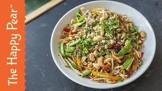 Pad Thai Recipe - The Happy Pear