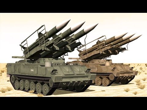 Kub SAM Defense System Documentary - MADE in the USSR