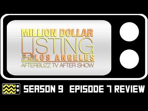 Million Dollar Listing: LA Season 9 Episode 7 Review w/ Josh Altman & Heather Altman | AfterBuzz TV