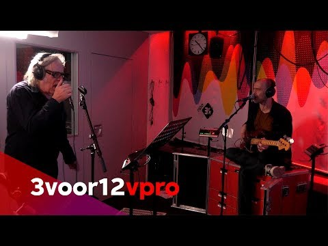 Claw Boys Claw - Live at 3voor12 Radio
