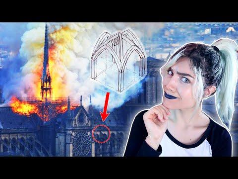 Por qu no se cay Notre-Dame? Arquitecta lo EXPLICA
