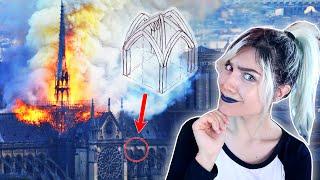 ¿Por qué no se cayó Notre-Dame? Arquitecta lo EXPLICA