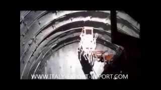 СТРОИТЕЛЬСТВО ЖЕЛЕЗНОДОРОЖНЫХ И АВТОДОРОЖНЫХ ТОННЕЛЕЙ(Русские делегации посещают итальянские строительные объекты., 2013-05-18T07:42:54.000Z)