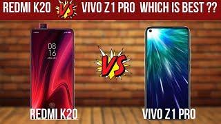 Redmi K20 vs Vivo Z1 Pro 🔥🔥🔥- எதை  வாங்கலாம் ????