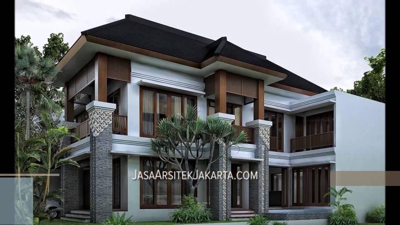 Kumpulan Desain Rumah Mewah Terbaru Jasa Arsitek Jakarta