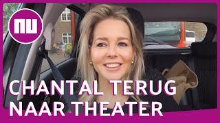 Chantal Janzen: 'Ik ben het liefst onzichtbaar' | In de auto met | NU.nl