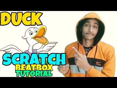 How To Beatbox In Hindi Duck Scratch! How To Do Duck Scratch In Hindi