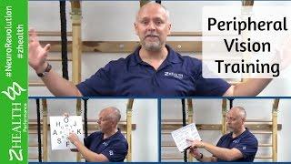 More Peripheral Vision Training