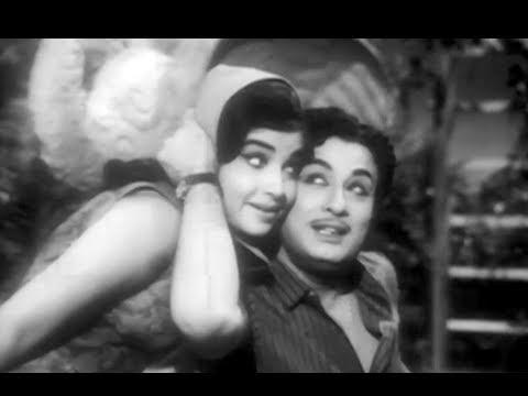 Parthukondathu Kannukku - Thaikku Thalaimagan Tamil Song - MGR & Jayalalitha