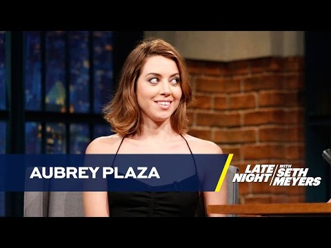 Aubrey Plaza's Legion Character Is a Dude and Has a Stripper Name