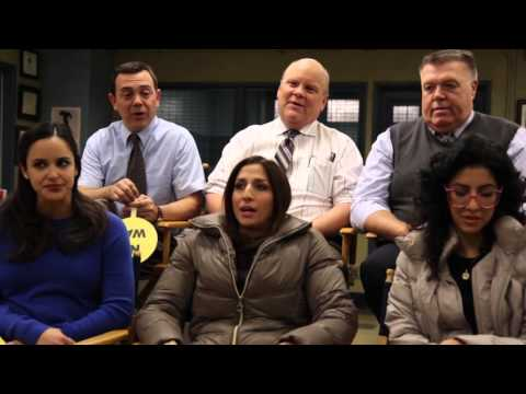 The Cast Of Brooklyn Nine-Nine Reveal Each Other's Habits