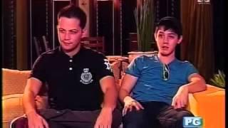 Padilla Brothers VTR on Daniel Live