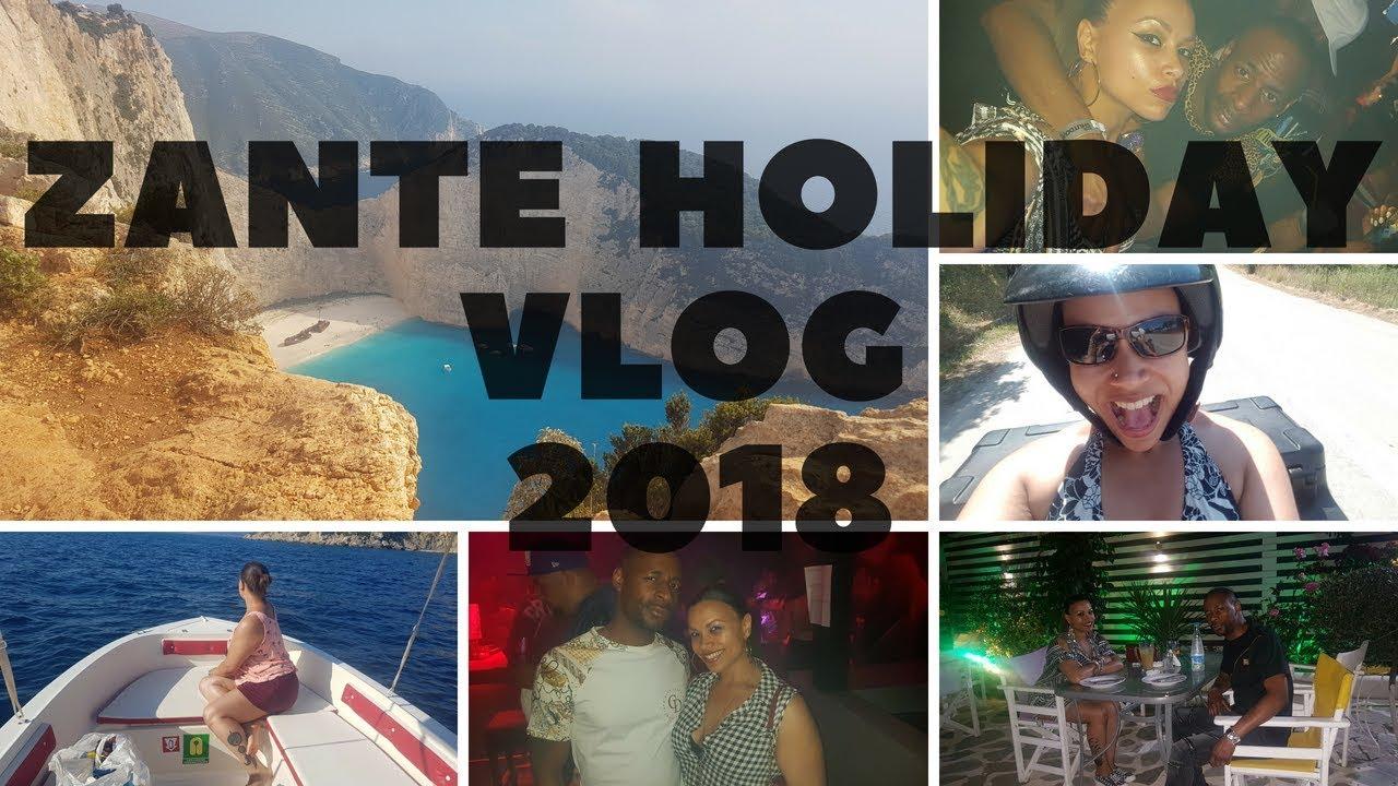 ZANTE / ZAKYNTHOS (GREECE) HOLIDAY VLOG 2018 | SHUTDOWN FESTIVAL | TURTLES  | SHIPWRECK BEACH