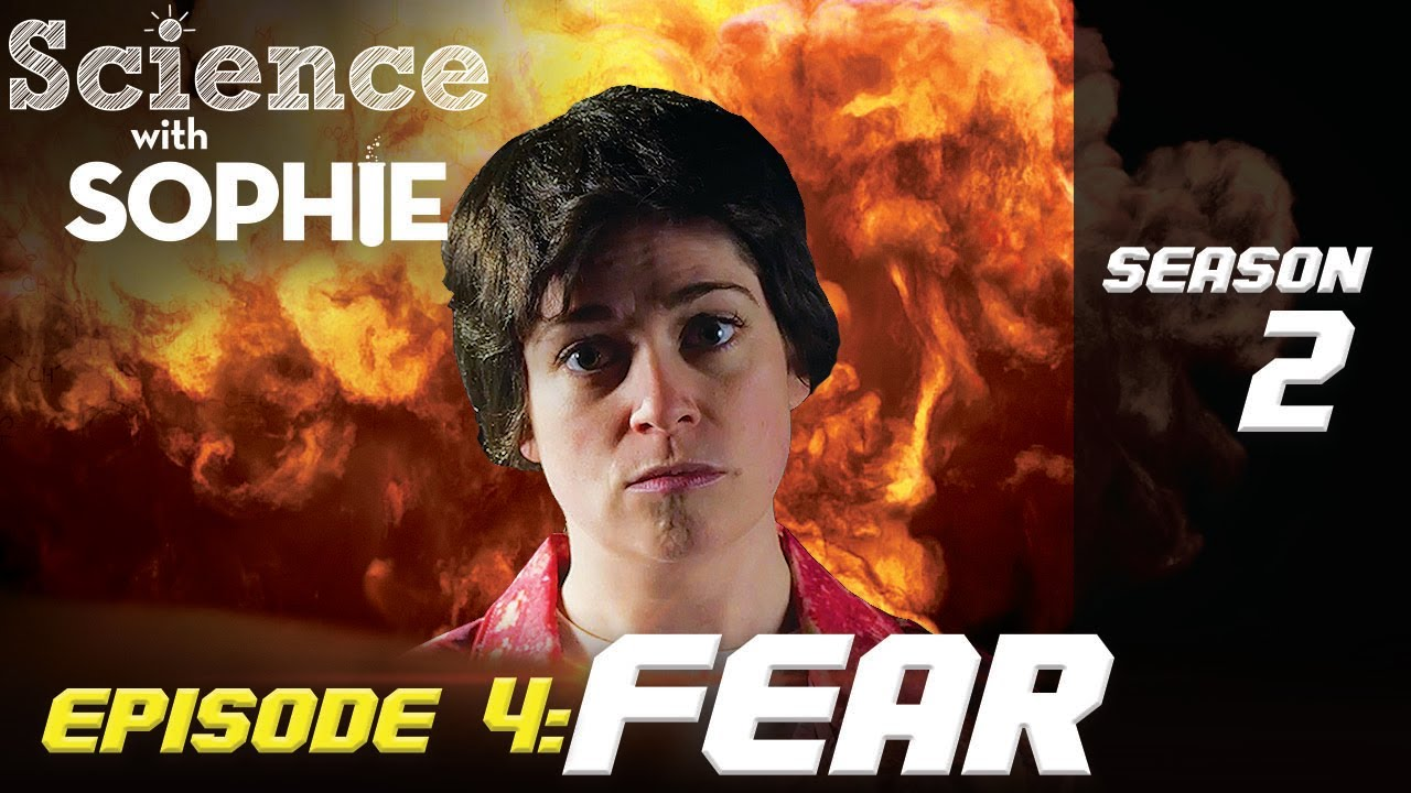 FEAR | The Science of Fear, Anxiety + Phobias | TUGGS the Corgi | Season 2 Episode 4