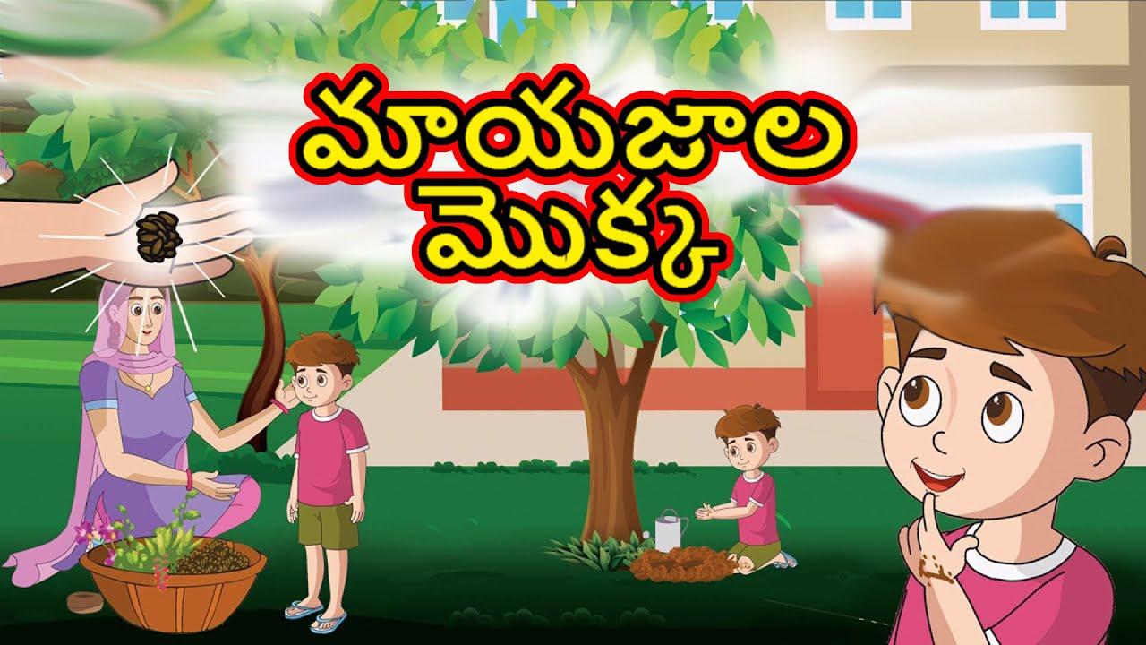 మాయజాల మొక్క | MAYAJALA MOKKA | Magical Seed | Magical Story | Telugu Stories | Chiku Tv Tekugu