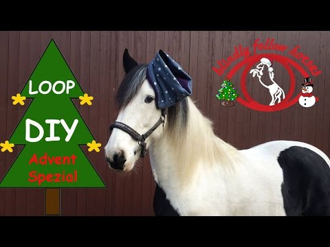 ** DIY ** Loop Schal * Advent Spezial * Teil 1 *