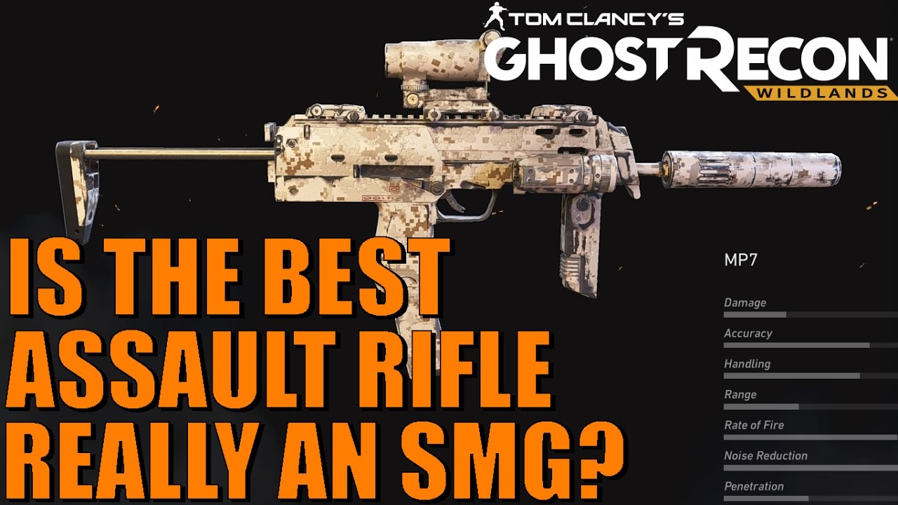 heres 2 of the best loadouts for ghost recon wildlands