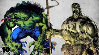 Top 10 Alternate Versions Of The Hulk– Part 2