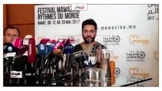 تامر حسني يكشف عن حلم حياته(فيديو)