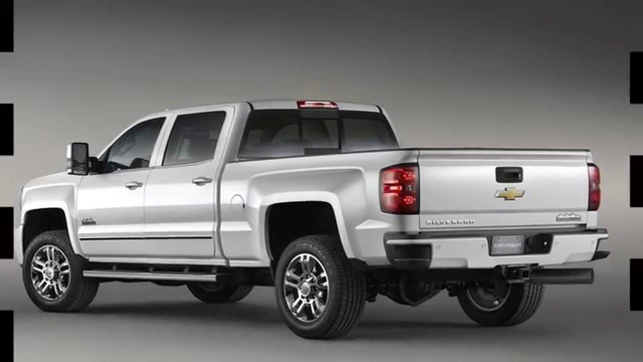 2017 Chevrolet Silverado 1500 Diesel Youtube