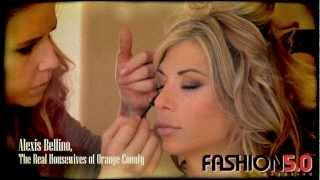 Alexis Bellino Fashion 5.0 May/June 2012 Cover Shoot Thumbnail