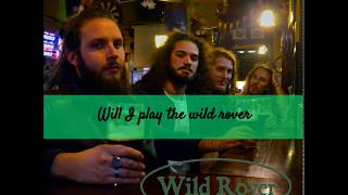 Jimmy & Scots Folk Band - Wild Rover [Official St.Patrick's Lyric Video 2020]