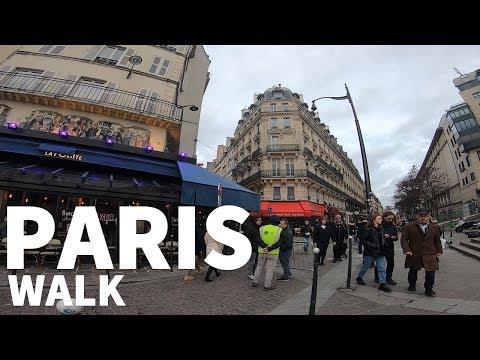 PARIS WALK    MARAIS - LES HALLES - LOUVRE