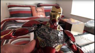 Unboxing Hot Toys Iron Man Mark L (50) - Avengers: Infinity War