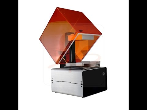 LY SLA-01 SLA 3D printer 3D resin printer for jewllery prototyping dentistry toys mould building