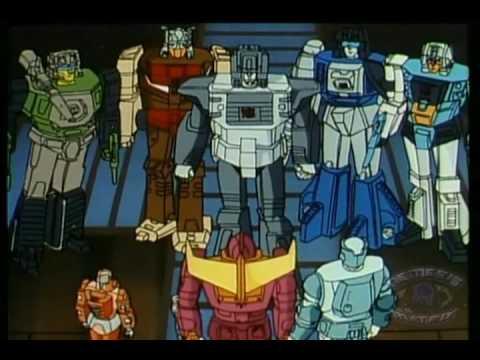 Transformers Headmasters Episode 2