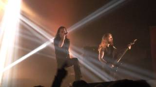 Trail Of Tears - In The Valley Of Ashes Live In Belgium @ MFVF IX,Wieze 22/10/2011