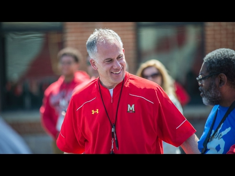Maryland Terrapins National Signing Day Report / Anthony McFarland, Kasim Hill, Alex Woods