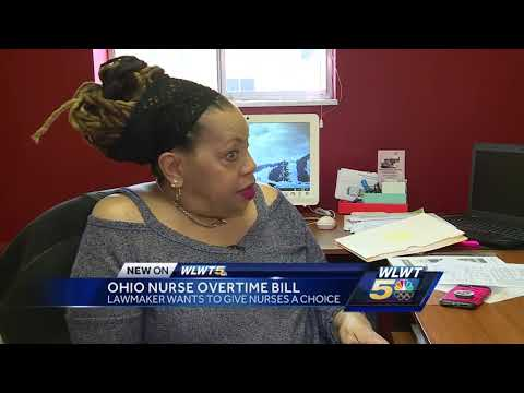 Ohio medical professionals weigh in on proposal to ban required nurses' OT