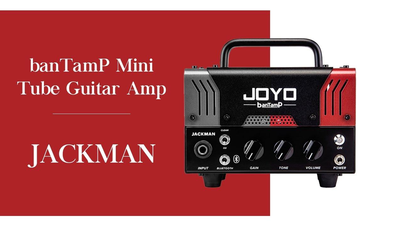 JOYO Audio Introduces the BanTamP Jackman   Premier Guitar