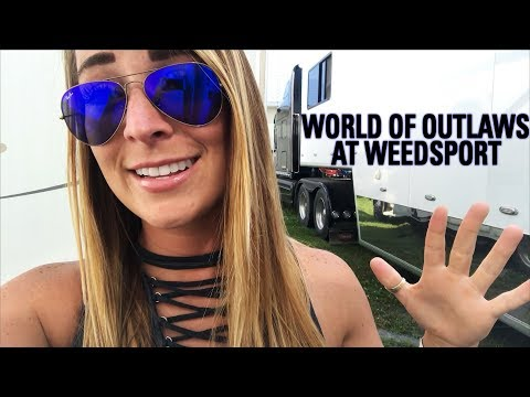 World Of Outlaws At Weedsport Speedway