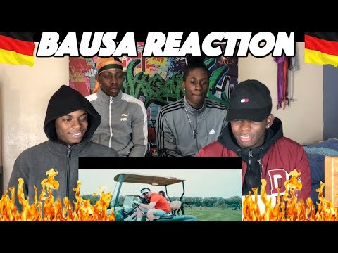 BAUSA - Was du Liebe nennst (Official Music Video) - REACTION