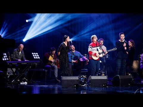 """Fairytale of New York"" Ed Sheeran & Friends 
