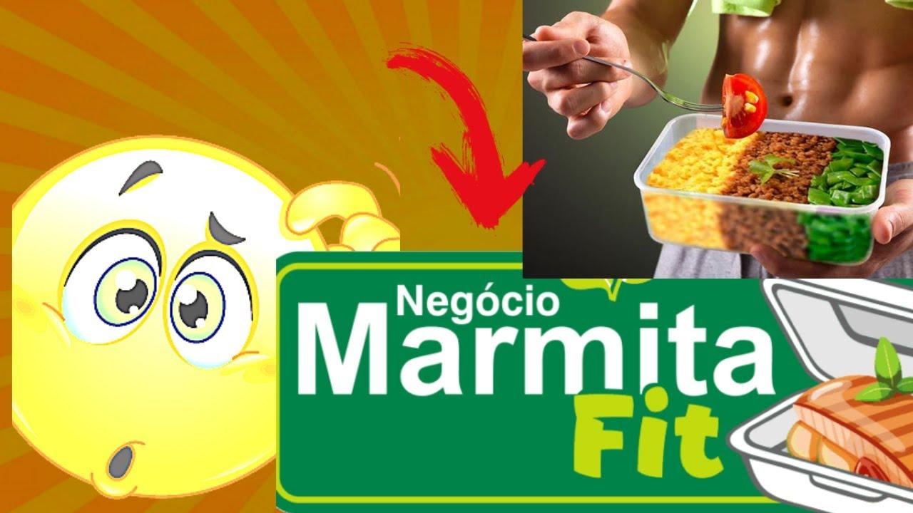 ⟶ Negócio Marmita Fit funciona ❭❭